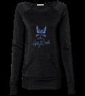 Transformation-of-the-Mind-Body--Spirit Galway Girl Ladies Off The Shoulder Alternative Sweatshirt
