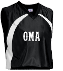 Oma - Custom Heat Pressed Adult Tip Off Basketball Jersey - Teamwork Atheletic - 1430 67FCA77063E3