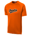 Carter's Peep-3 - Custom Heat Pressed Orioles Adult MLB Replica T-Shirt - 5300 47057C962C72