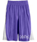 "I Can Do All Things 2 - Custom Heat Pressed Youth Basketball Shorts 7"" inseam - Teamwork Athletic - 4463 0AE7A918BBCC"