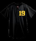 SEN19RSEN19S DISCONTINUED Mesh Baseball Jersey - Augusta - 437