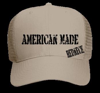 American Made-Redneck - Custom Embroidered Cheap Snapbacks - 30-660  DB0FAECDBF75 27132e932c3