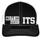 Cubaneo-CUBANEO-ITS-2018 - Custom Embroidered Cotton Twill Mesh Snapback - 112 B7B13B7C5423