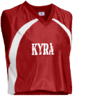 Kyra 18 - Custom Heat Pressed Youth Tip Off Basketball Jersey - Teamwork Atheletic - 1400 DBA206133E8B