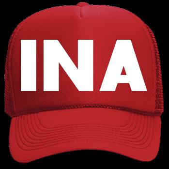 3e7a78d2e8b 3-K-SKYLA-INDONESIA - Custom Heat Pressed Neon Trucker Hat   Neon Snapback  6801