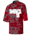 SUMMERPALOOZA-18-HYBARGER-18 - Custom Heat Pressed 2-Button Camo Baseball Jersey - N3263 DEF0D304A479