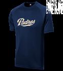 DANZ-BLANZDANZ-BLANZDANZ-BLANZ Padres Adult MLB Replica T-Shirt - 5300
