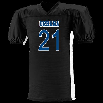 fe73de4a59f 21-URBANA-wright-21 - Custom Heat Pressed Youth Titan Football Jersey -  NB4205 B90A79CDB51D