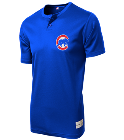 ORTIZ-3-R. V. G.-Grocery - Custom Heat Pressed Cubs Youth 2-Button MLB Jersey - MLB181 D346345ABC18