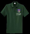 QVMS-MENS-TEAL-POLO DISCONTINUED Company Shirts, Uniforms, Polos with logo - KP60