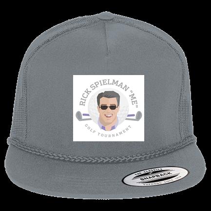 Rick - Custom Screen Printed Classic Poplin Golf Mesh Trucker Hat - 6003  E06D36030960 208493163bab