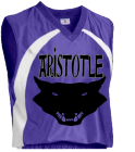 ARISTOTLE-GONE-99-FUCKBOY - Custom Screen Printed Adult Tip Off Basketball Jersey - Teamwork Atheletic - 1430 4E6EA1AD3091