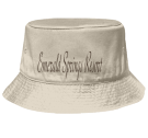 Emerald Springs - Custom Embroidered Bucket Hat Otto Cap 16-096 6A52F0124257