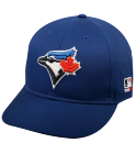 DICKEY 01 - Custom Heat Pressed Toronto Blue Jays Official MLB Hat for Little Kids Leagues 9C13E121AAB4