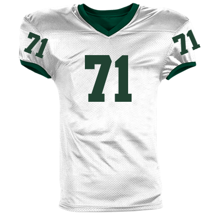 robert - Custom Heat Pressed Reversible Football Jersey Adult -1357 S  31271A843119A 903c5d1fd