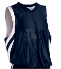TOPCHE - Custom Heat Pressed Youth Basketball Jersey - Reversible Downtown - Teamwork Athletic - 1409 610068A7C1C1