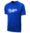 All-About-Abby 55Lil Del55 Dodgers Adult MLB Replica Jersey  - MAG223