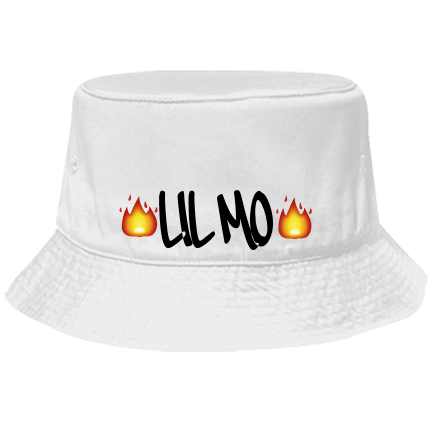 8bf42c13dfb LIL MO - Custom Screen Printed Bucket Hat Otto Cap 16-096 BF8641FFC310