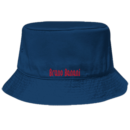 4373c160246 Bruno Banani - Custom Embroidered Bucket Hat Otto Cap 16-096 686845B291D0