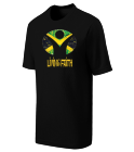 LIVING-FAITHGOD-LOVESJAMAICA This could be my favorite Adult Racer Wicking Mesh Tee