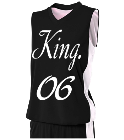 06 Its a nabor thingDonk00 Women's 2-Color Reversible Basketball Jersey