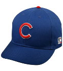 Jackson - Custom Embroidered Chicago Cubs- Official MLB Hat for Little Kids Leagues 64DB4D848F05