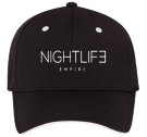 nightlife empire - Custom Heat Pressed Low Profile Otto A-Flex Stretchable Cool Mesh Otto Cap 94-619 (SM) EDCEE0A81B1C