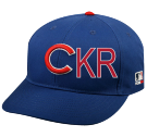 KR - Custom Heat Pressed Chicago Cubs- Official MLB Hat for Little Kids Leagues A27BB9899F6B