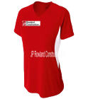 JP Rowland Construction Ltd.-13-JP Rowland Construction Ltd. - Custom Screen Printed Ladies Volleyball Jersey - Nw3223 B066CD766A05