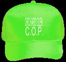 ORCHARD-GLENCOP Neon Pro Style Hat Otto Cap