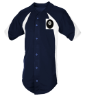 orphans - Custom Heat Pressed Adult Mustang Baseball Jersey - 1858B 3DF99EFAA83F