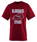 BLUEGRASSSTARS DISCONTINUED Youth Customized Elite Jersey  - 1011