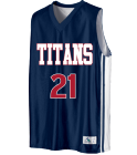 TITANS-21-21 - Custom Heat Pressed Youth Basketball Jerseys & Uniforms Reversible - 756 E7E41EE9ED91