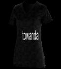 towanda HFFEWTS Girls Elevate Wicking T-Shirt