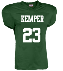 KEMPER-23-ROBERTS-23 - Custom Heat Pressed Youth Touchdown Steelmesh Football Jersey -Teamwork Athletic- 1306 F38DE7718A38
