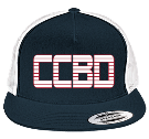 CCBD3 - Custom Embroidered Two Color Classic  Trucker Hat  - 6006T 5FDBBE7D9768