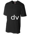 dv-dvz - Custom Heat Pressed Adult Fan Football Jersey - N4212 AA101F46D57D