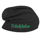 trin&juice - Custom Heat Pressed Hipster Slouch  Beanie   - 146_1069 B101B9174073