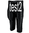 test2 Youth Football Pant  - 640BSL