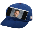 God - Custom Heat Pressed Chicago Cubs- Official MLB Hat for Little Kids Leagues 9CF6511CC7A2
