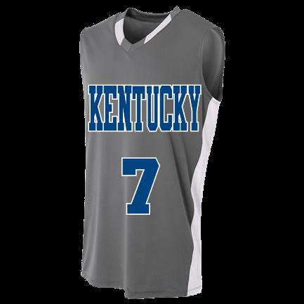 A4 Youth BACKCOURT Basketball Jersey