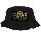 Knights - Custom Heat Pressed Bucket  Hat  - 5003 AFFA86FBB953