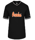 Orioles -24 - Custom Embroidered Youth Baseball Jersey - 297400 03B2AD8C9972