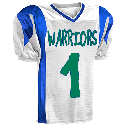 8b799a5c9 Thompson-1 - Custom Screen Printed Youth Twister Steelmesh Football Jersey -Teamwork  Athletic- 1361 Youth Small 925D9288B939A