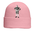 Awesome hitler - Custom Heat Pressed Otto Beanie 82-480 33771D2F0510