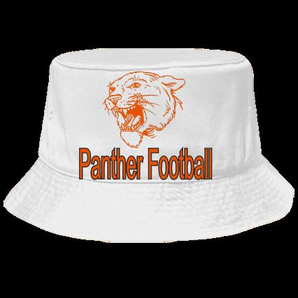 Panther Football - Bucket Hat Otto Cap 16-096 - Custom Heat Pressed -  CustomPlanet.com 7d31da79531