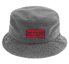 Decent hat - Custom Heat Pressed Short Brim Custom Bucket Hats - 961 DD450BA92EA2