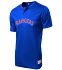 Romero-12 - Custom Heat Pressed Rangers MLB 2 button Youth Jersey - MLB181 8B6094A231E8