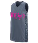 WTX-Royals Girls Racerback Sleeveless Jersey