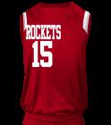 Lily Youth V-Neck Custom Basketball Jerseys